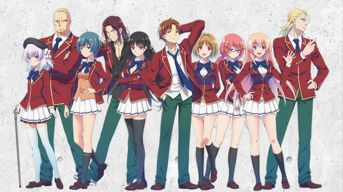 Classroom of the Elite – 20 Question Anime Review (MildSpoilers)