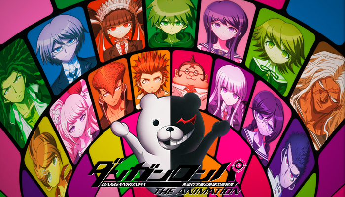 Danganronpa: The Animation – 20 Question Anime Review (MildSpoilers)