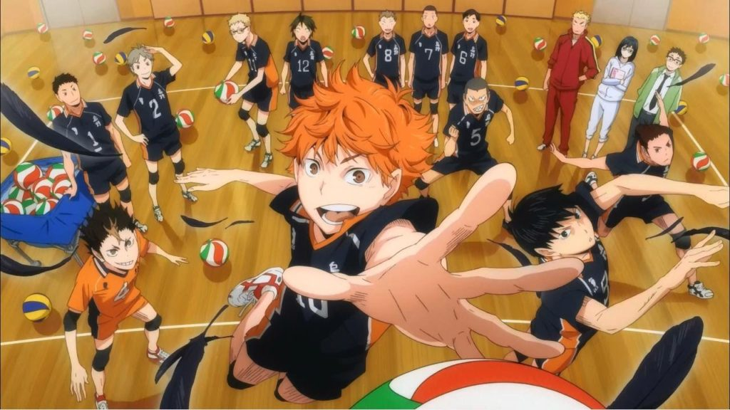 Haikyu!! – 20 Question AnimeReview