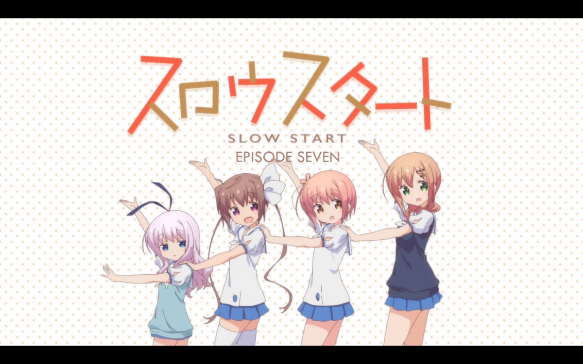 Slow Start Episode 7: Cuffed Wrists – 20 Question Anime Review(Spoilers)