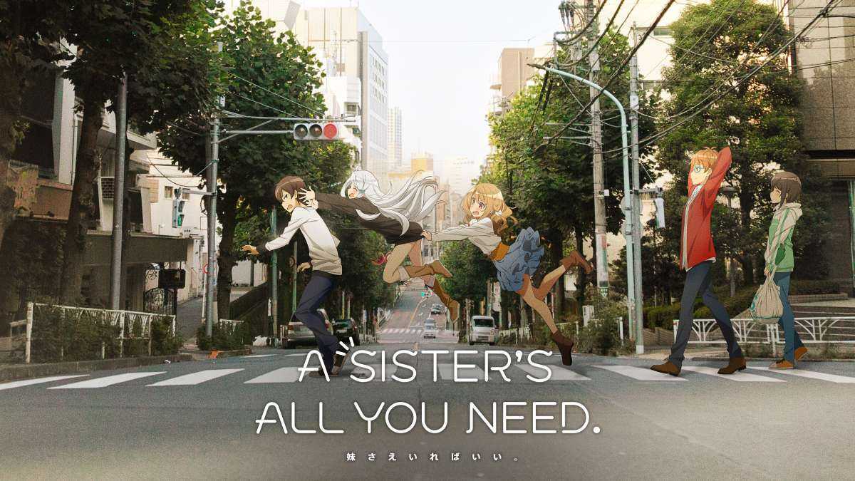 A Sister's All You Need – 20 Question Anime Review (MildSpoilers)