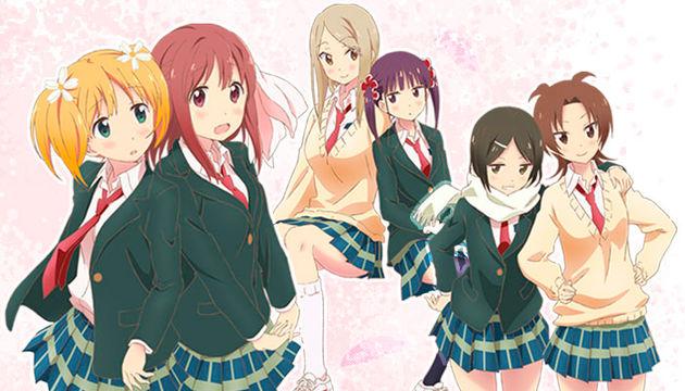 Sakura Trick – 20 Question Anime Review