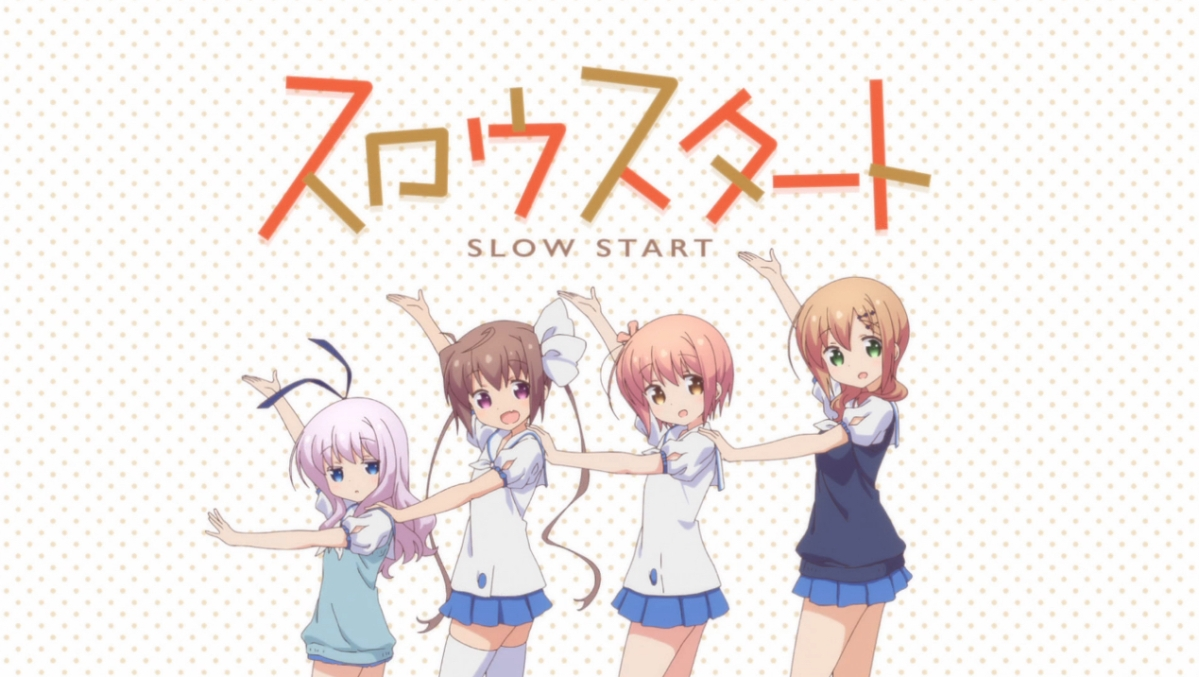 Slow Start – 20 Question Anime Review (MildSpoilers)