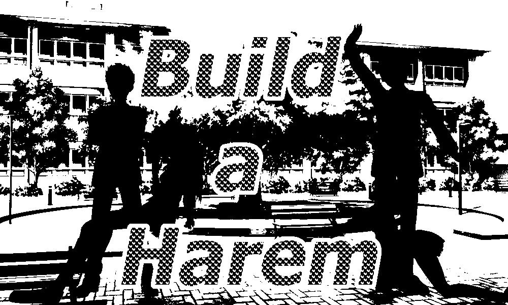 'Build A Harem' MangaEdition