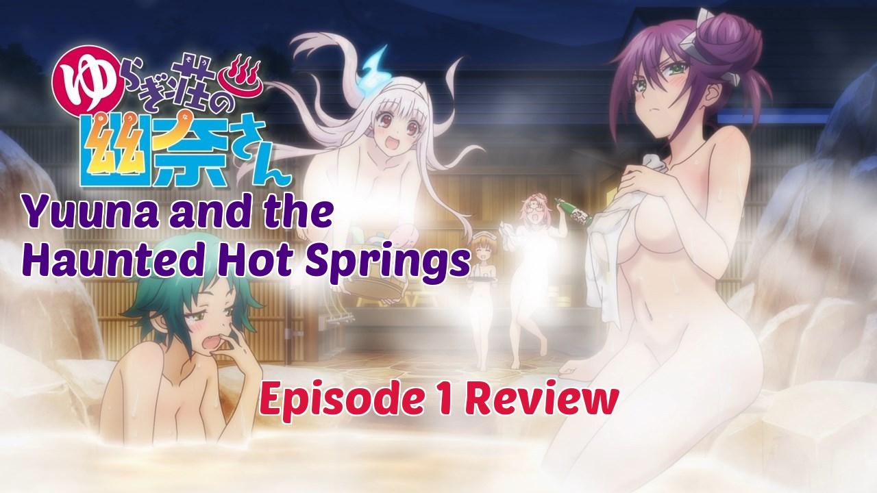 Yuuna and the haunted hot springs boobs