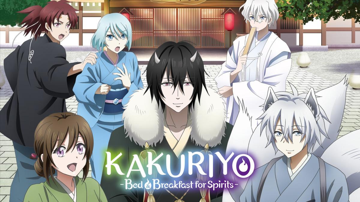 Kakuriyo -Bed & Breakfast For Spirits- – Full Season QandARundown