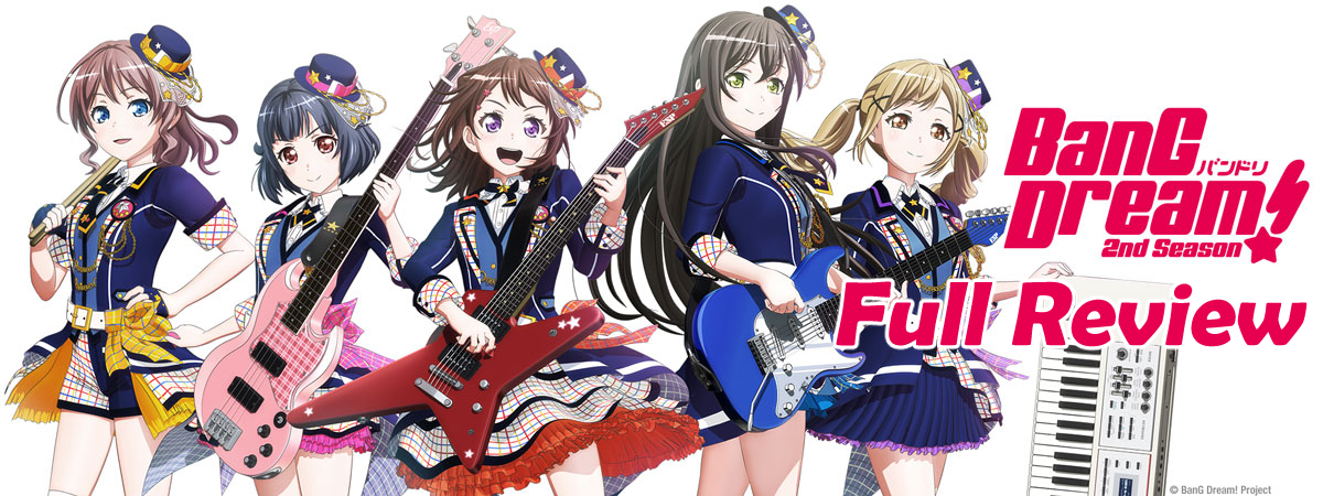 To The Beat Of My Own Drum – 'BanG Dream! 2nd Season' FullReview