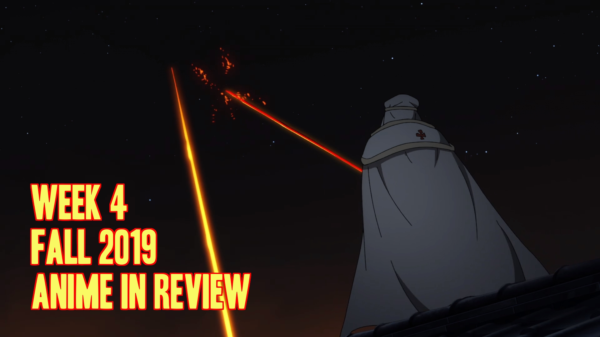 Week 4 of Fall 2019 Anime In Review